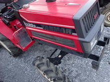 YANMAR FX 20D mini tractor