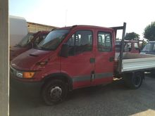 2000 IVECO daly platform truck