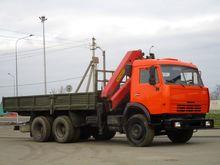 2006 KAMAZ 53215 flatbed truck