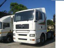 2001 MAN TGA 410 tractor unit