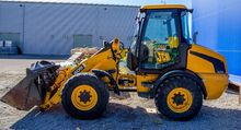 2009 JCB 409 wheel loader