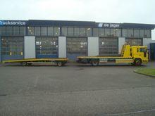 2005 VOLVO FL615 car transporte