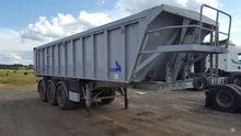2003 STAS tipper semi-trailer