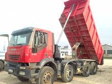 2007 IVECO AD410T dump truck