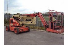 JLG M45AJ articulated boom lift