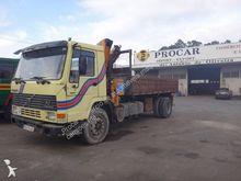 1990 VOLVO 250 dump truck