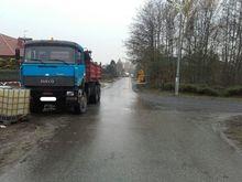 1993 IVECO Magirus dump truck