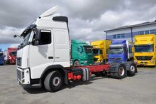 2013 VOLVO FH16 750 chassis tru