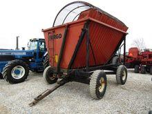 FARGO 12 forage equipment