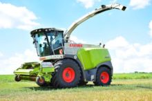 2007 CLAAS Jaguar 950 (870) for