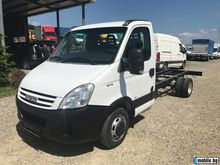 2007 IVECO Daily 35C18 chassis