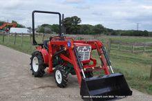 YANMAR YM1401D wheel tractor