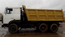2009 MAZ 551605 dump truck