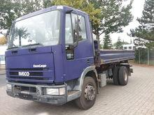1998 IVECO ML80E15, dumpers / t