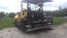 2011 DYNAPAC SD 135 C crawler a