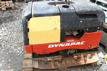 2010 DYNAPAC LH 800 plate compa