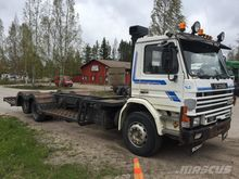 1987 SCANIA chassis truck