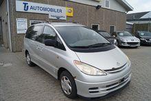 2001 TOYOTA Previa 2,0 D-4D Van
