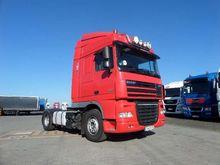 2011 DAF FT XF105.460 tractor u