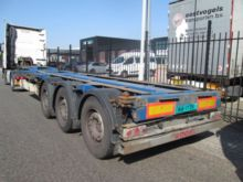 SW 24 container chassis semi-tr