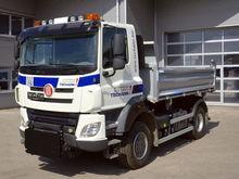 TATRA 161604 dump truck