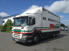 2005 SCANIA P 420 chassis truck