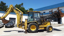 2001 CATERPILLAR 438D backhoe l