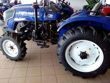 2016 DTZ 4244 N wheel tractor
