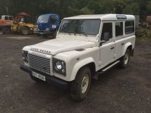 2010 LAND ROVER Defender passen