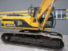Used 2002 JCB JS 220