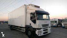 2004 IVECO 350 refrigerated tru