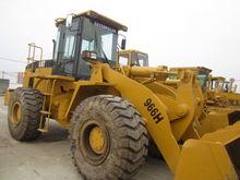 2013 CATERPILLAR 966H wheel loa