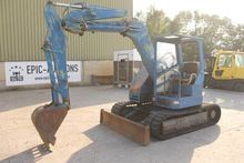 HANIX SB25S mini digger by auct