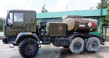 2002 STAR 1466 fuel truck