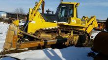 2008 KOMATSU D155 AX-5 bulldoze