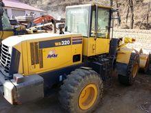 2000 KOMATSU 320-5 wheel loader
