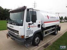 1999 DAF fuel truck