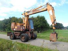 1991 CASE 688P wheel excavator