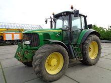 JOHN DEERE 6920S wheel tractor
