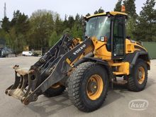 2011 VOLVO L50F Wheel loader -