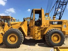 2011 CATERPILLAR 966F wheel loa