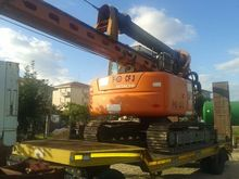 2005 TES CAR CF 3 drilling rig