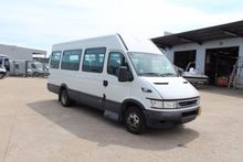 2006 IVECO Daily passenger van