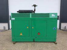 DAF 825 140 KVA Generatorset Ex