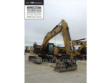2016 CATERPILLAR 320E L tracked