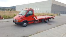 2004 IVECO DAILY 50C15 tow truc