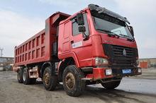2007 HOWO ZZ3407S3267W dump tru