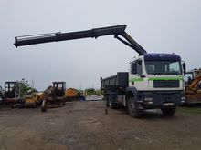 2005 MAN TGA 33.350 dump truck