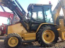 2005 CATERPILLAR 432D backhoe l