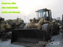 2007 CATERPILLAR 960F wheel loa